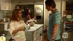 Terese Willis, Imogen Willis, Brad Willis in Neighbours Episode 6666