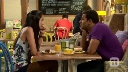 Rani Kapoor, Ajay Kapoor in Neighbours Episode 6666