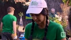 Callum Jones, Rani Kapoor in Neighbours Episode 6666