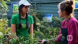 Rani Kapoor, Sonya Mitchell in Neighbours Episode 6666