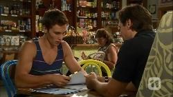 Josh Willis, Don Cotter in Neighbours Episode 6666