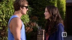 Kyle Canning, Kate Ramsay in Neighbours Episode 6667