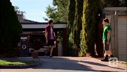 Bailey Turner, Callum Jones in Neighbours Episode 6667