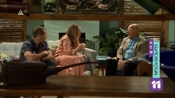 Toadie Rebecchi, Sonya Mitchell, Dave (Fake Walter) in Neighbours Episode 6667