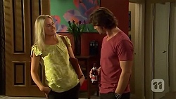 Lauren Turner, Brad Willis in Neighbours Episode 6668