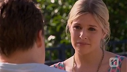 Callum Jones, Amber Turner in Neighbours Episode 6668