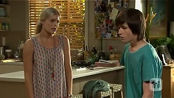 Amber Turner, Bailey Turner in Neighbours Episode 6668
