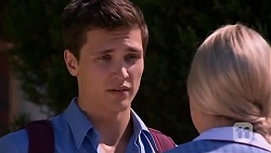 Josh Willis, Amber Turner in Neighbours Episode 6670