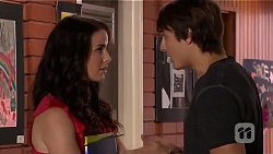Kate Ramsay, Mason Turner in Neighbours Episode 6670