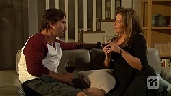 Brad Willis, Terese Willis in Neighbours Episode 6670