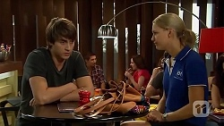 Mason Turner, Georgia Brooks in Neighbours Episode 6670