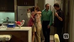 Vanessa Villante, Susan Kennedy, Karl Kennedy, Lucas Fitzgerald in Neighbours Episode 6671