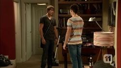 Mason Turner, Chris Pappas in Neighbours Episode 6671