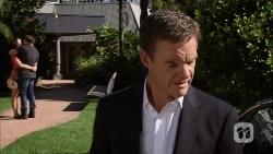 Kate Ramsay, Mason Turner, Paul Robinson in Neighbours Episode 6671