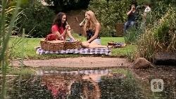 Kate Ramsay, Georgia Brooks in Neighbours Episode 6671