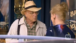 Dave (Fake Walter), Sheila Canning in Neighbours Episode 6673