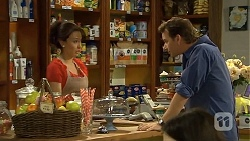 Vanessa Villante, Lucas Fitzgerald in Neighbours Episode 6673