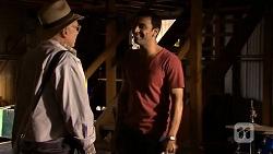 Dave (Fake Walter), Ajay Kapoor in Neighbours Episode 6673