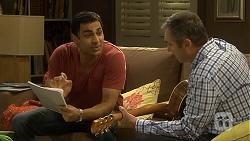 Ajay Kapoor, Karl Kennedy in Neighbours Episode 6673