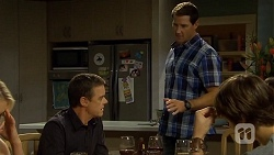 Paul Robinson, Matt Turner in Neighbours Episode 6674