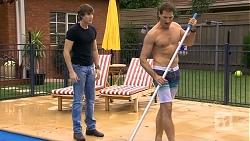 Mason Turner, Matt Turner in Neighbours Episode 6675