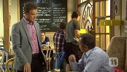 Paul Robinson, Karl Kennedy in Neighbours Episode 6675