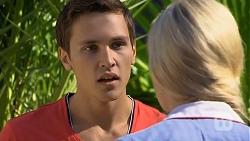 Josh Willis, Amber Turner in Neighbours Episode 6675