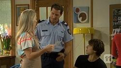 Lauren Turner, Matt Turner, Mason Turner in Neighbours Episode 6675
