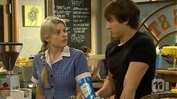 Amber Turner, Mason Turner in Neighbours Episode 6675