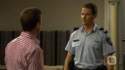 Paul Robinson, Matt Turner in Neighbours Episode 6675