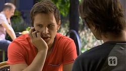 Josh Willis, Brad Willis in Neighbours Episode 6675