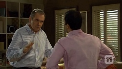 Karl Kennedy, Ajay Kapoor in Neighbours Episode 6675