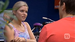 Amber Turner, Josh Willis in Neighbours Episode 6675
