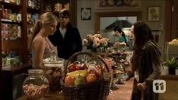 Amber Turner, Mason Turner, Imogen Willis in Neighbours Episode 6676