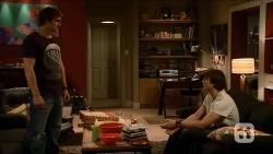 Kyle Canning, Mason Turner in Neighbours Episode 6676