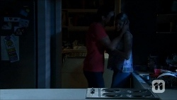 Josh Willis, Amber Turner in Neighbours Episode 6676