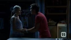 Amber Turner, Josh Willis in Neighbours Episode 6676