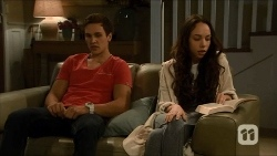 Josh Willis, Imogen Willis in Neighbours Episode 6676