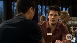 Hudson Walsh, Chris Pappas in Neighbours Episode 6676