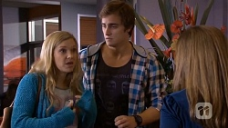 Georgia Brooks, Kyle Canning, Terese Willis in Neighbours Episode 6678