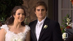 Kate Ramsay, Kyle Canning in Neighbours Episode 6679