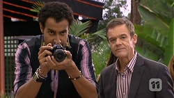 Nathan White, Paul Robinson in Neighbours Episode 6679