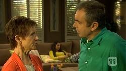 Susan Kennedy, Rani Kapoor, Karl Kennedy in Neighbours Episode 6679