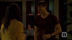 Kate Ramsay, Mason Turner in Neighbours Episode 6679
