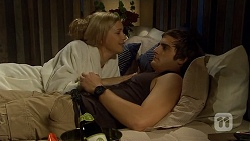 Georgia Brooks, Kyle Canning in Neighbours Episode 6679