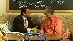 Ajay Kapoor, Karl Kennedy in Neighbours Episode 6679