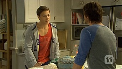 Josh Willis, Brad Willis in Neighbours Episode 6680