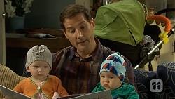 Nell Rebecchi, Matt Turner, Patrick Villante in Neighbours Episode 6680