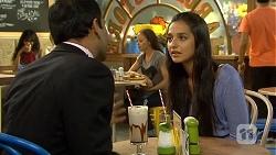 Ajay Kapoor, Rani Kapoor in Neighbours Episode 6680