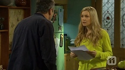 Karl Kennedy, Georgia Brooks in Neighbours Episode 6680